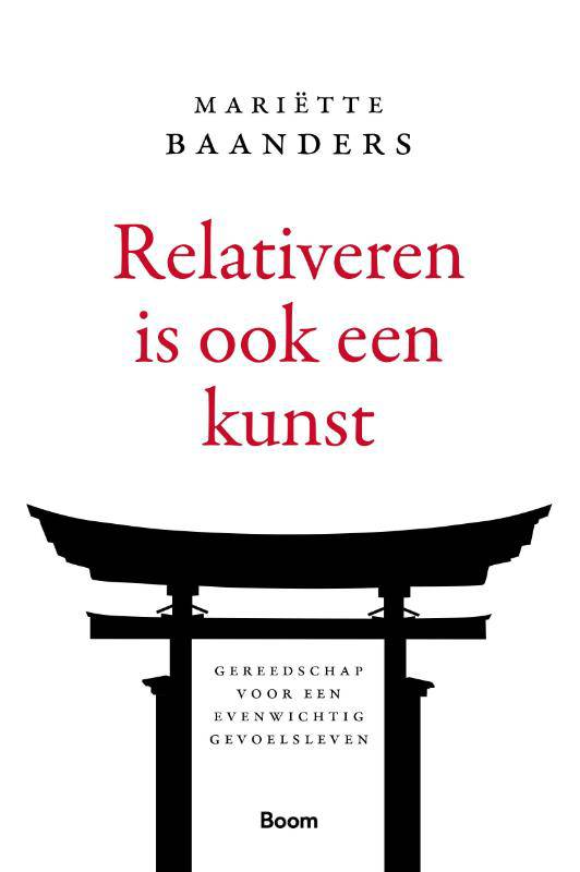Relativeren is ook een kunst